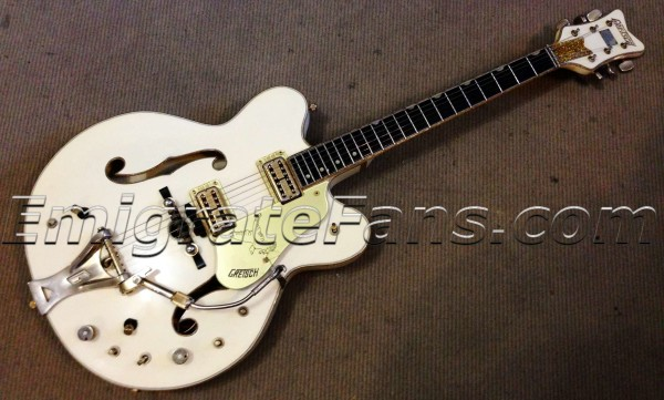 GRETSCH 1967 G6137 WHITE FALCON